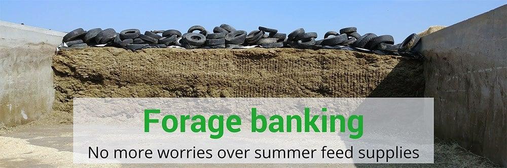Forage Banking