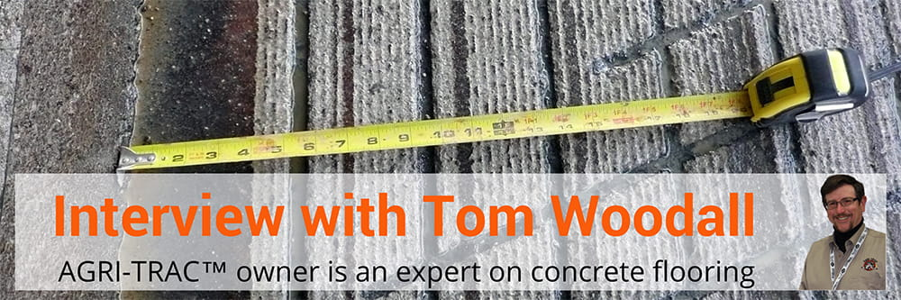 Tom Woodall Interview concrete flooring