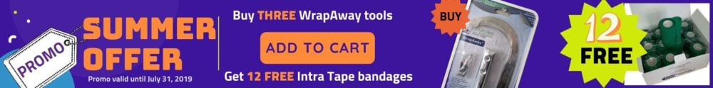 Wrap Away Summer Promotion