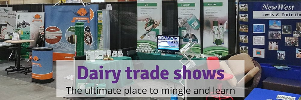 Dairy trade shows