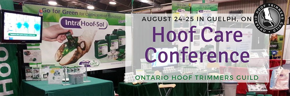 """For the Record"": Hoof Trimmers Gathering in Ontario"